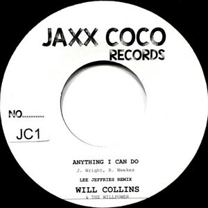 WILL COLLINS ANYTHING I CAN DO Soul Northern Motown