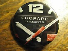 Chopard Pocket Mirror - Repurposed Chronometer Watch Magazine Ad Lipstick Mirror