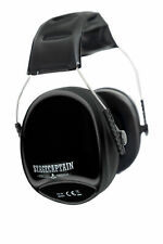 Casque Anti Bruit Oreilles 30dB Pliable Protection Auditive Réduction Tir Noir
