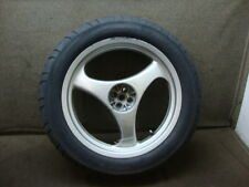 95 BMW K1100 ABS K 1100 WHEEL, REAR RIM & TIRE #ZJ17