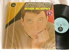MARK MURPHY A Swingin' Singin' Affair Johnny Dankworth Tubby Hayes Fontana LP
