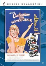 THE CONFESSIONS OF A POP PERFORMER (1975) Region Free DVD - Sealed