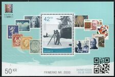 2019 NORWAY Stamps on stamp MS  NK 2000 MNH