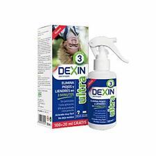 DEXIN ANTIPIOJOS ULTRA-spray- Botella 120ml + Regalo Lendrera