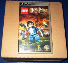 Lot of 12 (Sealed Case) LEGO Harry Potter: Years 5-7 Sony PSP *New! *Free Ship!