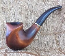 Tobaco Smoking PIPE Top Quality Handmade with 9 mm filter system FREE POUCH EXC