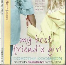 My Best Friend's Girl by Dorothy Koomson Audio CD's Read by Adjoa Andoh