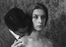 Photo originale Les deux Anglaises et le continent Léaud Stacey Tendeter baiser