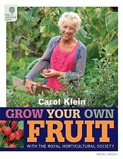 RHS Grow Your Own: Fruit by Carol Klein (Hardback, 2008)