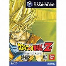Used Dragon Ball Z DBZ  NINTENDO GAMECUBE GC JAPAN JAPANESE JAPANZON
