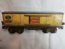 Ives boxcar 1679
