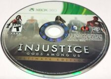 Injustice: Gods Among Us - Ultimate Edition (Xbox 360)(DISC ONLY) #12149