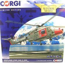 Corgi 39007 Westland Lynx H 3 glace HMS Endurance 1/72 Miniature À L'échelle