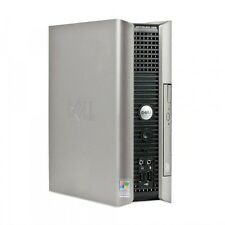 Dell Optiplex 745 USFF CPU E2180 Dualcore 2x2.0 GHz  2GB Ram 80 GB Mini PC VISTA