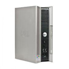 Dell Optiplex 755 USFF CPU E2200 Dualcore 2x2,2GHz  2 GB Ram 80 GB Mini PC Win7