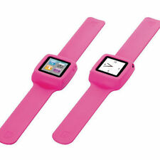 Nuevo Griffin GB02197 Slap pulsera flexible para iPod Nano 6G-Rosa