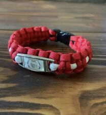 Mighty Morphin Power Rangers: Red Ranger Paracord Bracelet
