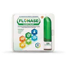 Confezione da 3 Flonase 24 ore Allergia Sollievo Nasali Spray 120 tassametro