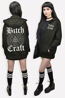 Occult Gothic Hoodie - Black Satanic Alternative Clothing - Official Luna Cult