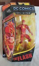 Mattel DC Unlimited New 52 The Flash Figure *NEW*