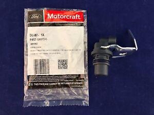 New OEM Genuine Motorcraft DU-87 Engine Camshaft Position Sensor F4TZ-12K073-C