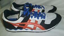 Men's ASICS Running Shoes GEL HOLLAND H 142L-0109 Blue Orange 10