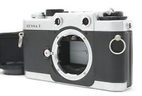 """""""NEAR MINT"""" VOIGTLANDER BESSA T SIlver RANGEFINDER Film Camera from Japan"""