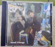"TOM WAITS-SMALL CHANGE-RARE RUSSIAN  IMPORT CD-ООО ""ДОРА"" – JPCD9707426"