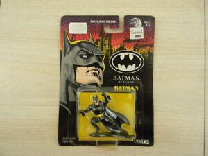 Batman - From The Batman Returns - Die Cast Metal - UNOPENED - Ertyl 1992