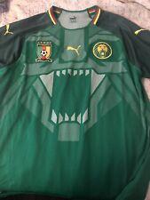 PUMA Cameroun  Jersey  Soccer Shirt Jersey NEW Size XL