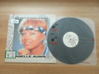 Isabelle Aubret - The Best Of Isabelle Aubret 1993 Korea Only LP Vinyl RARE