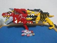 Power Rangers Dino Charge Kyoryuger DX Gabu revolver Gabutyra de Carnival BANDAI