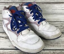 Vintage Limited Edition,  Reebok The Pump Shoes,  Men's 13, Red White Blue