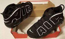 Tenis atléticas negras Nike Nike Uptempo para hombres | eBay