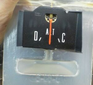 NOS 67-72 Ford Truck Battery Voltage Gauge F-Series F100 F250 350 1967-1972