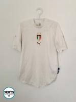 ITALY 2004/05 Home Football Shirt M L Soccer Jersey PUMA Maglia Vintage