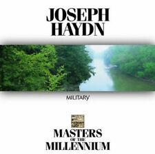 CD HAYDN SYMPHONY 100 MILITARY STRING QUARTET OP 64/1 DIVERTIMENTO ST. ANTONY