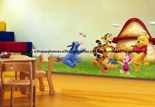 Giant Combo Winnie the Pooh Party Balloons Dancing Wall Stickers Nursery Kids