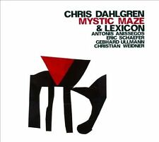 Mystic Maze by Chris Dahlgren Lexicon (CD 2010 Jazzwerkstatt) RARE AVANT GARDE