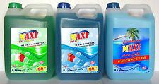 3 x 5 Liter Vollwaschmittel/Colorwaschmittel/Weichspüler *0,89 € pro Liter*