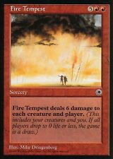 Fire Tempest | NM | Portal | Magic MTG