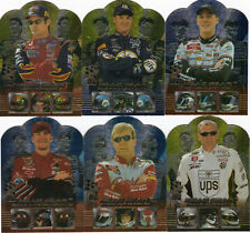 ^2001 VIP HEAD GEAR DIE-CUT #4 Dale Earnhardt Jr. BV$60! SUPER SCARCE!