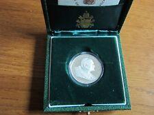 VATICANO  1996  SACERDOZIO GIOVANNI PAOLO II   Lit. 500  FDC