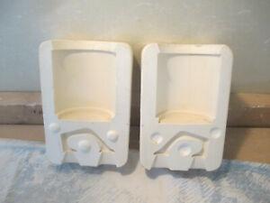 Duncan DM 77C Plain Stacking Cup  Slip Casting Ceramic Mold