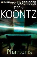 Dean KOONTZ / PHANTOMS          [ Audiobook ]