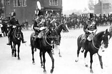 Ztr-73 WWI, Mounted Parade, Shorncliffe, Folkestone, Kent. Photo