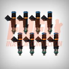 52LB 550cc  EV14 FIC Fuel Injector SET FOR MUSTANG, COBRA, F150