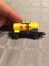 Good Condition N Scale Lima Italy Shell Tanker Car 999-710