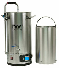 Brewer's Edge® Mash and Boil With Pump - All Grain Electric Brewing System