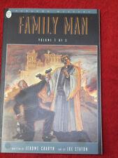 Family Man Volume 1 of 3: Charyn/Staton art